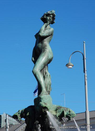 Havis Amanda, Helsinki, Finlande
