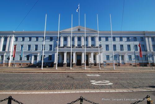 Hôtel de Ville, Helsinki, Finlande