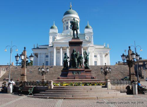 Senaatintori, Helsinki, Finlande