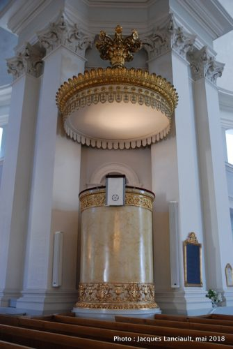 Cathédrale luthérienne, Helsinki, Finlande