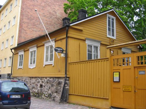 Ruiskumestarin talo, Helsinki, Finlande