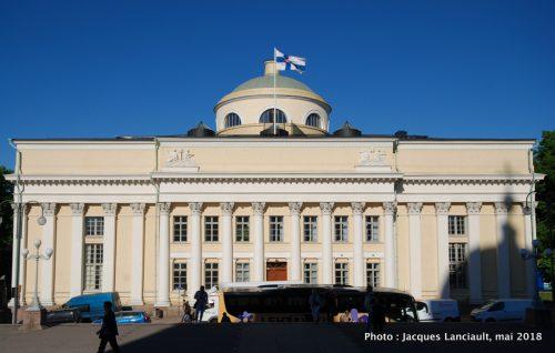 Bibliothèque nationale de Finlande, Helsinki, Finlande