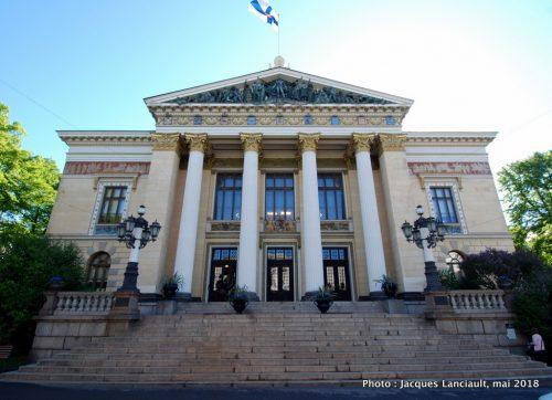 Maison des États, Helsinki, Finlande