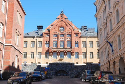 Département de physiologie de l'université, Helsinki, Finlande