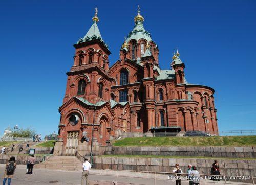 Uspenskin katedraali, Helsinki, Finlande