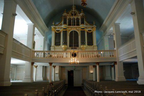 La Vieille église, Vanhakirkko, Helsinki, Finlande