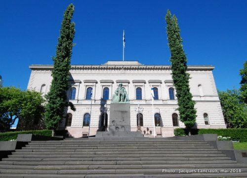 Banque de Finlande, Helsinki, Finlande