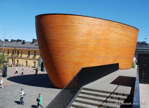 Kampin kappeli, Helsinki, Finlande
