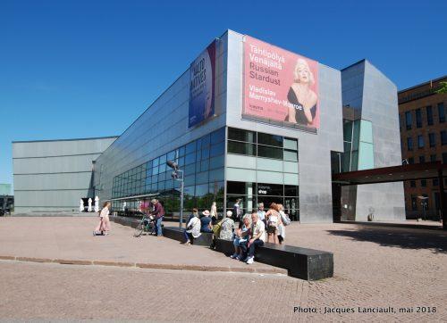 Musée d'art contemporain Kiasma, Helsinki, Finlande