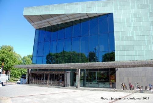 Maison de la musique d'Helsinki, Helsinki, Finlande
