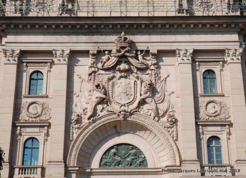 Riksdagshuset, Stockholm, Suède