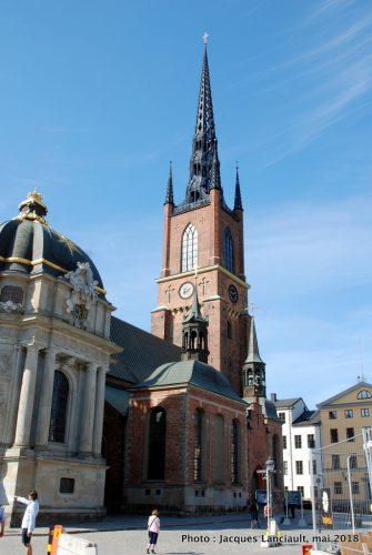 Riddarholmskyrkan, Stockholm, Suèd