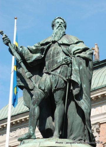 Riddarhustorget, Stockholm, Suède