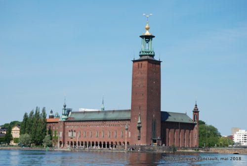 Hôtel de Ville, Stockholm, Suède