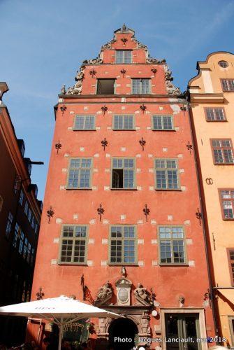 Stortorget, Stockholm, Suède