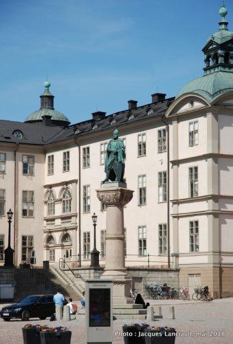 Birger Jarls Torg, Stockholm, Suède