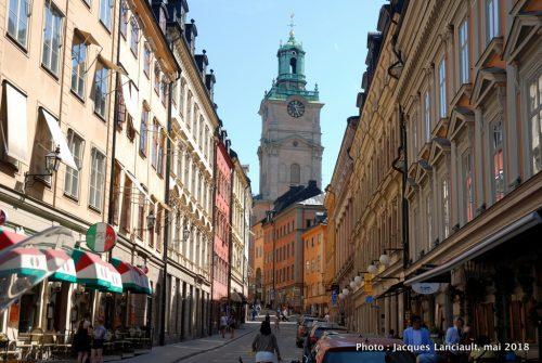 Cathédrale, Stockholm, Suède