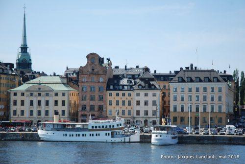 Skeppsholmsbron, Stockholm, Suède