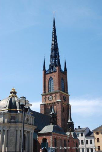 Église de Riddarholmen, Stockholm, Suède