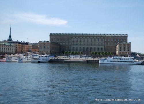 Palais royal, Stockholm, Suède