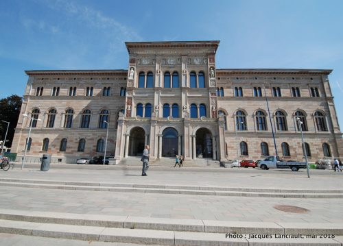 Musée national, Stockholm, Suède