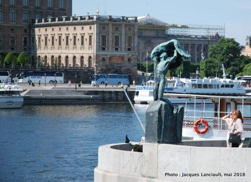 Vingar, Stockholm, Suède