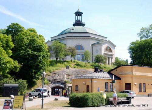 Skeppsholmskyrkan, Stockholm, Suède