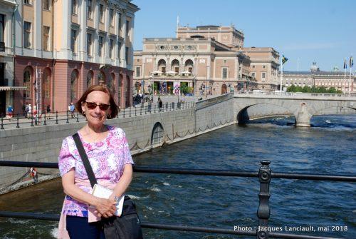 Riksbron, Stockholm, Suède