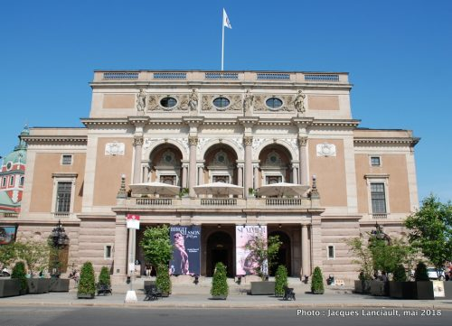 Operan, Stockholm, Suède