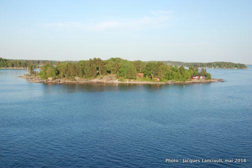 Archipel, Stockholm, Suède