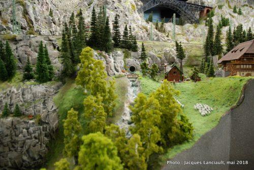 Wunderland Miniatur, Hambourg, Allemagne