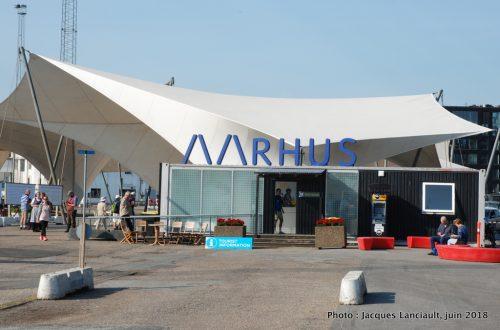 Informations touristiques, Aarhus, Danemark