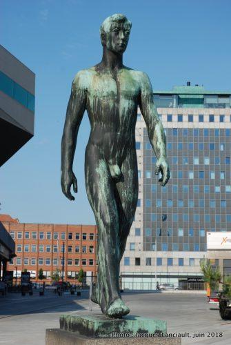 Mémorial de la Deuxième Guerre mondiale, Aarhus, Danemark