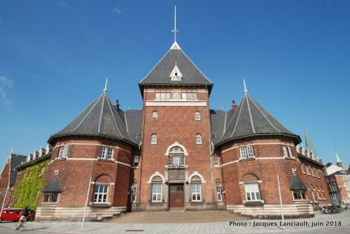 Ancien bâtiment des douanes, Aarhus, Danemark
