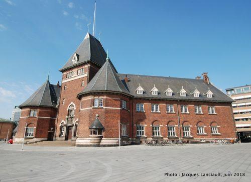 Aarhus Custom House, Aarhus, Danemark