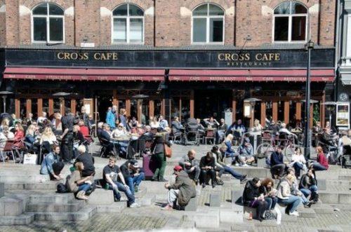 Cross Cafe og Restaurant, Aarhus, Danemark