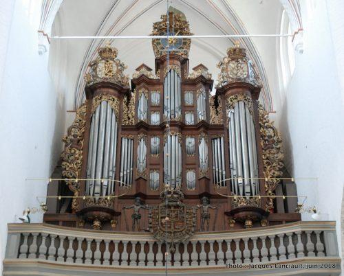 Cathédrale Saint-Clément, Aarhus, Danemark