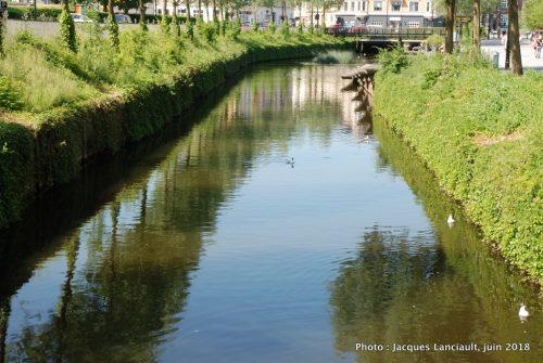 Rivière Aarhus, Aarhus, Danemark