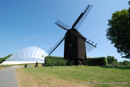 Moulin à vent, Aarhus, Danemark