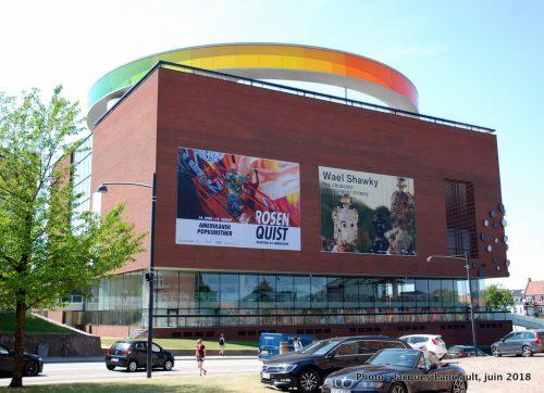ARoS Aarhus Kunstmuseum, Aarhus, Danemark
