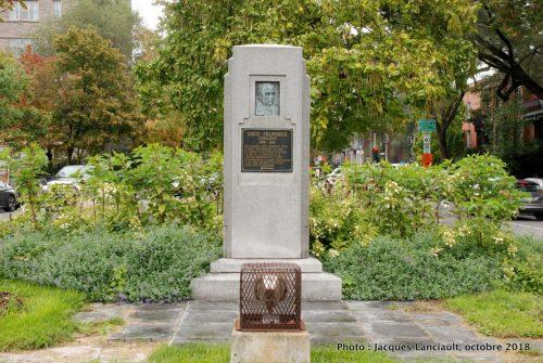 Monument à Louis Francoeur, Montréal, Québec