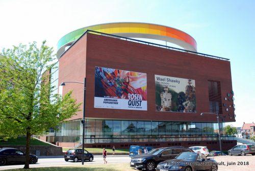 Musée des arts d'Aarhus, Aarhus, Danemark