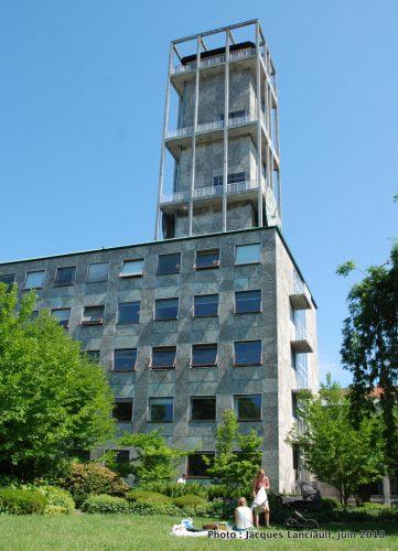 Tour de l'Hôtel de Ville, Aarhus, Danemark