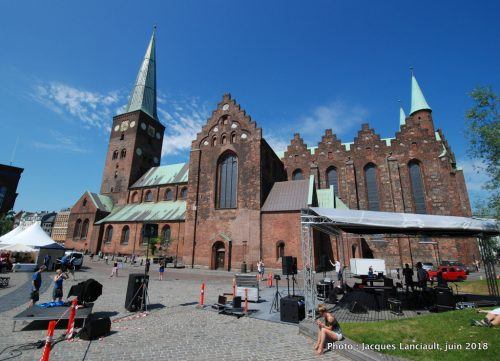 Cathédrale d'Aarhus, Danemark