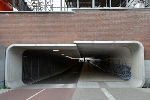 Cuypers passage, Centraal Station, Amsterdam, Pays-Bas
