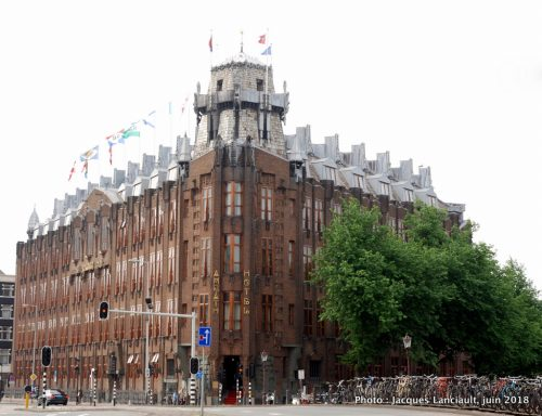 Grand Hotel Amrâth, Amsterdam, Pays-Bas