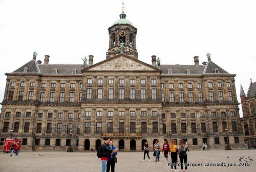 Paleis op de Dam, Amsterdam, Pays-Bas
