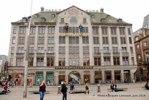 Musée de Madame Tussaud, Amsterdam, Pays-Bas