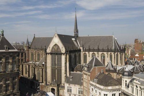 Nieuwe Kerk, Amsterdam, Pays-Bas