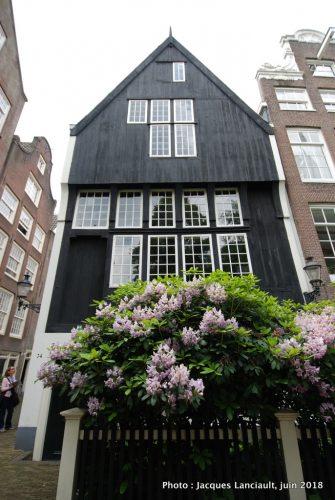 Begijnhof, Amsterdam, Pays-Bas